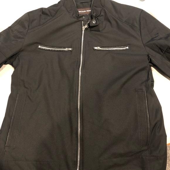 Michael Kors Other - Micheal Kors Shell moto jacket